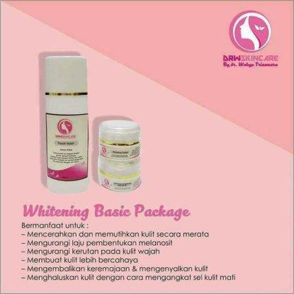 paket whitening 250